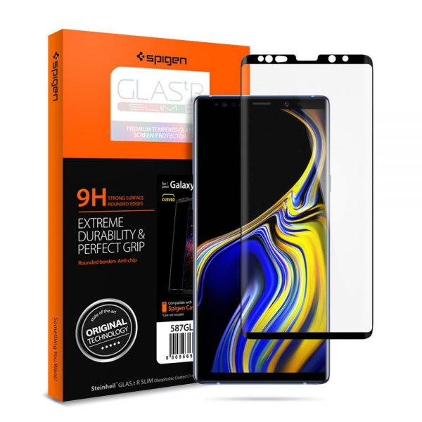 spigen note 9 glass in pakistan
