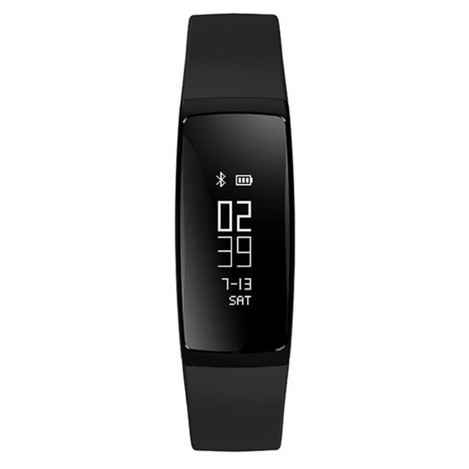 Riversong Wave Blood Pressure Fitness Band Smart Watch