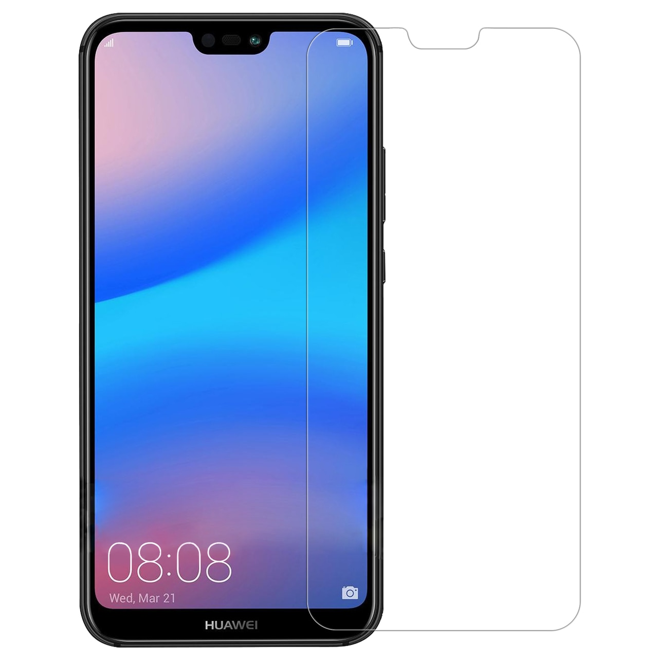 Huawei P20 Lite H Premium Tempered Glass by Nillkin