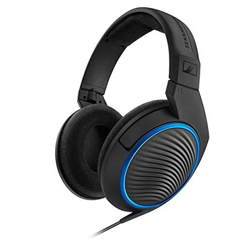 Sennheiser Closed Over-Ear Headphone - HD451 Black/Blue