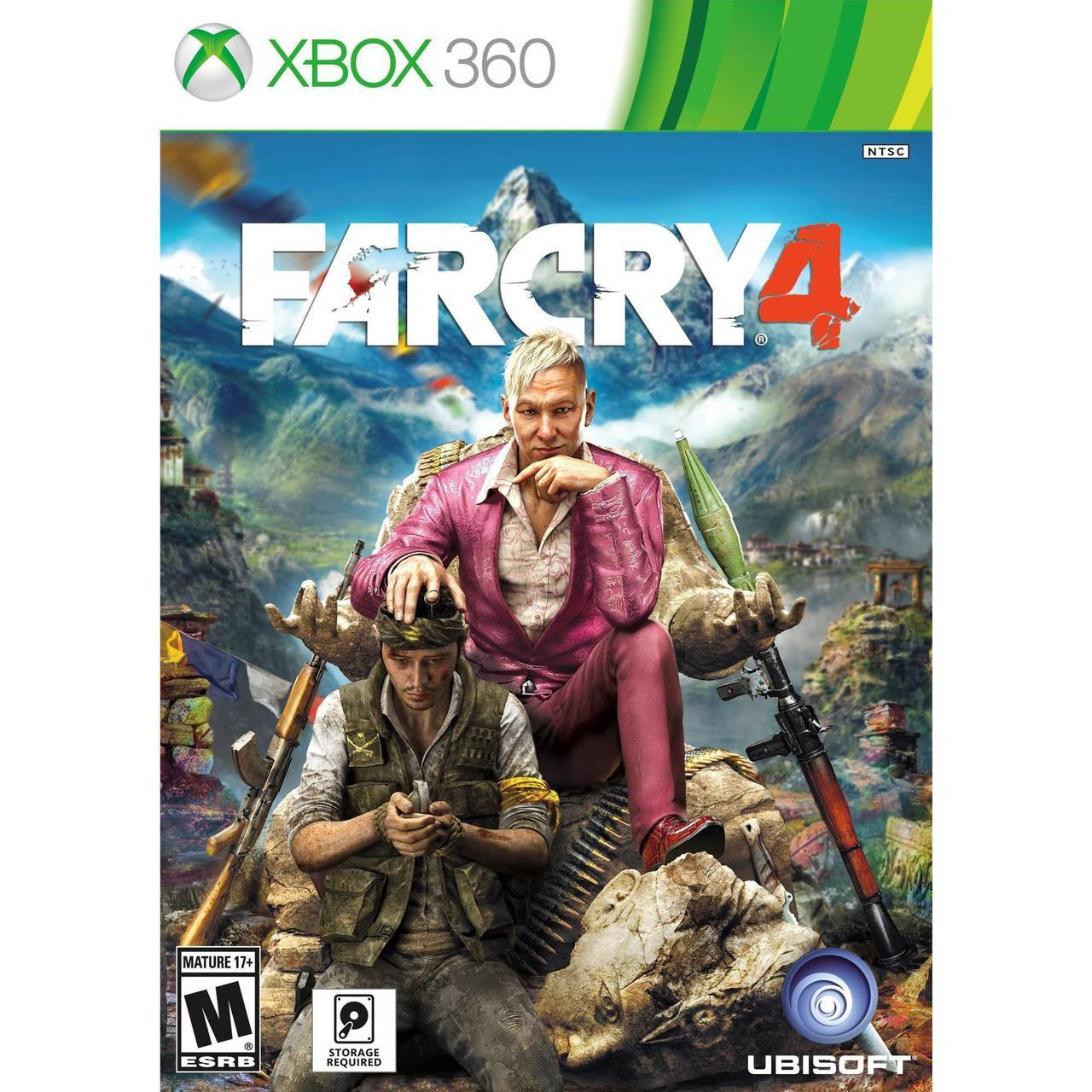 Far Cry 4 For Xbox 360  - Ubisoft