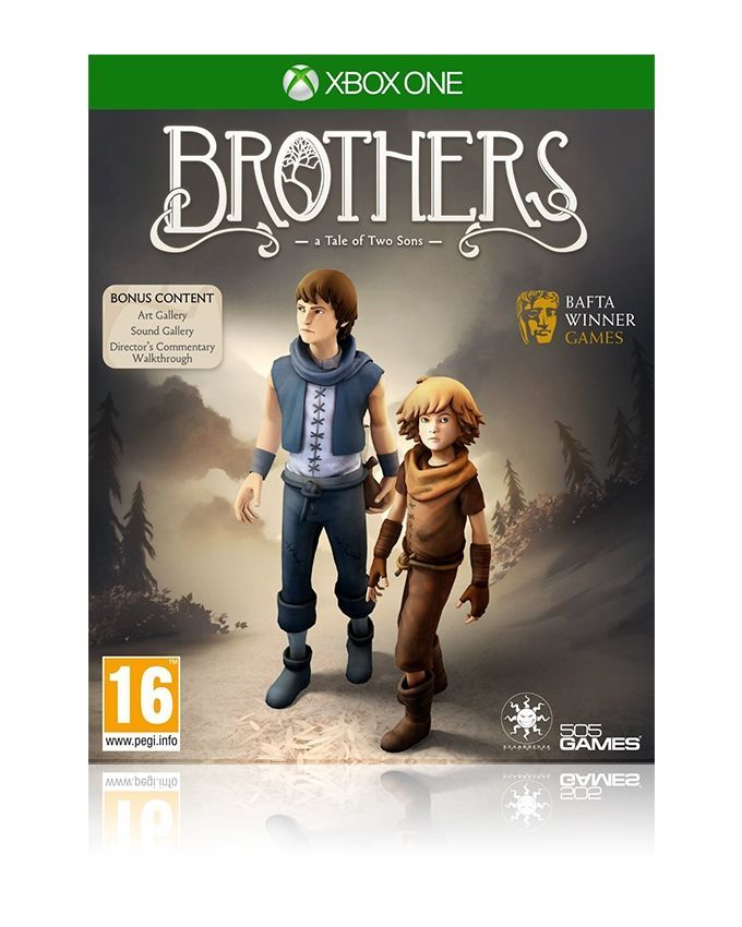 A Tale of Two Sons For  Xbox One - 505Games Brothers