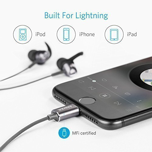 Anker SoundBuds Digital IE10 In-Ear Lightning Earphones (A3011HA1)