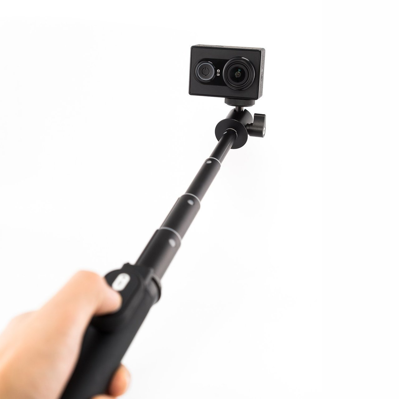 YI Selfie Stick & Bluetooth Remote for Action Camera