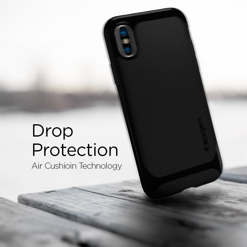 brand new bb057 4f6ed Apple iPhone X Spigen Original Neo Hybrid Case Price in Pakistan