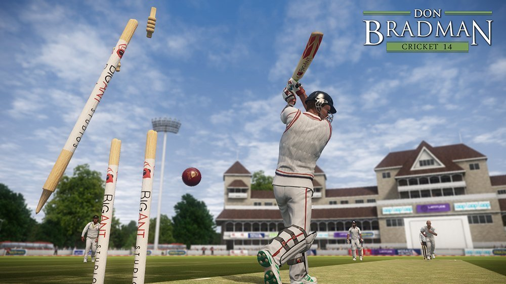 Don Bradman Cricket 14 For PlayStation 3