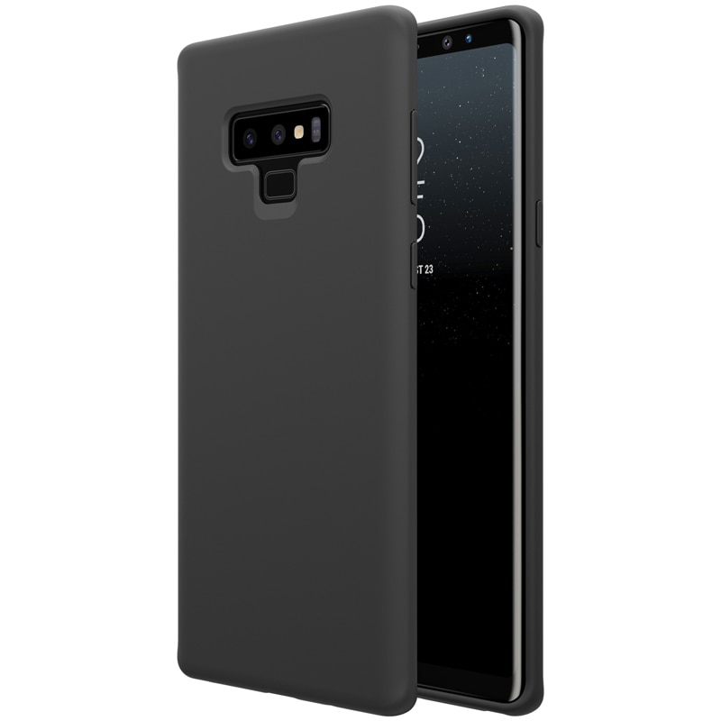 Samsung Galaxy Note 9 Flex Pure Soft Premium TPU Case by Nillkin - Black