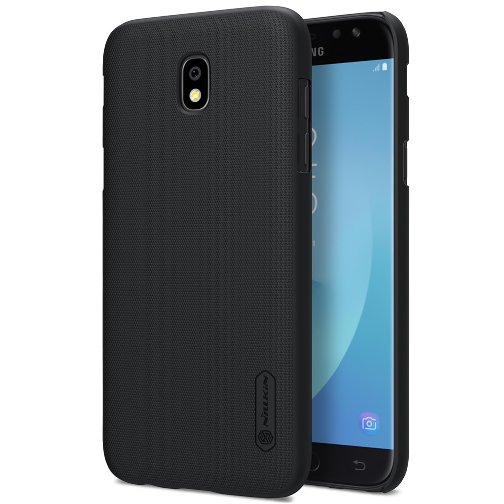 Samsung J5 2017 Frosted Shield Hard Back Cover by Nillkin - Black