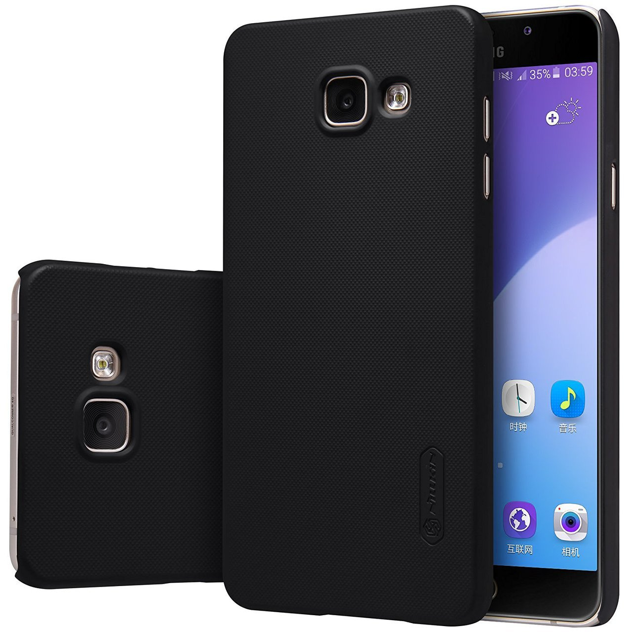 Nillkin Original Frosted Shield Hard Back Cover for Samsung A7 (2016)