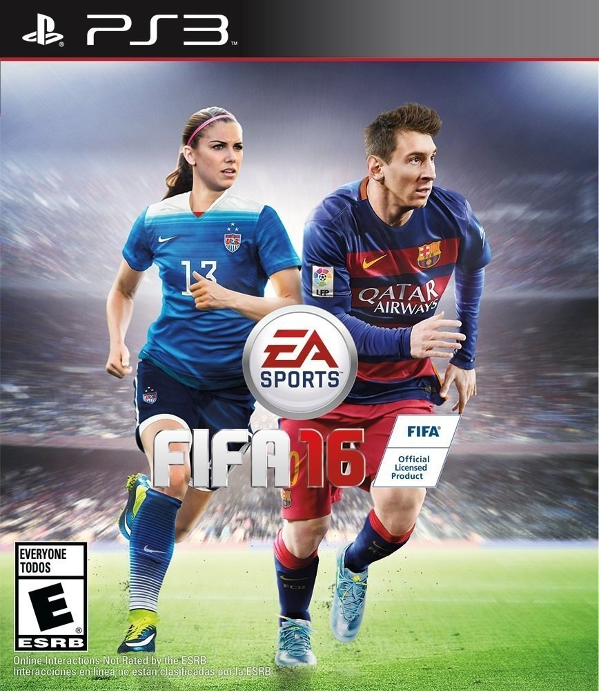 FIFA 16 For PlayStation 3 - Electronic Arts