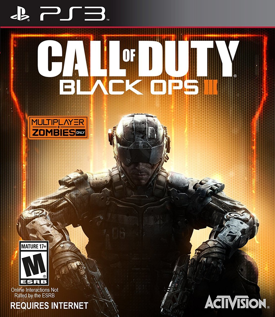 Call of Duty: Black Ops III Standard Edition For PlayStation 3 - Activision