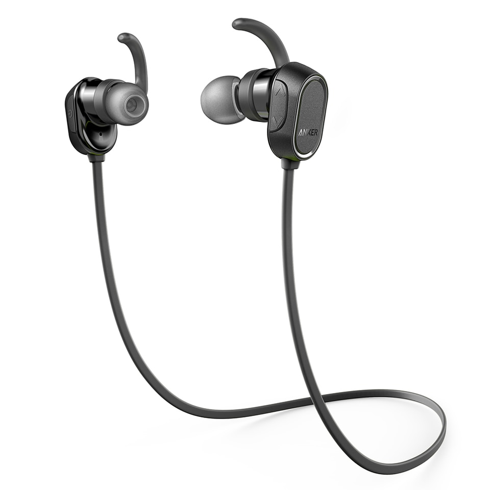 Anker SoundBuds Sport In-Ear Bluetooth Headphone