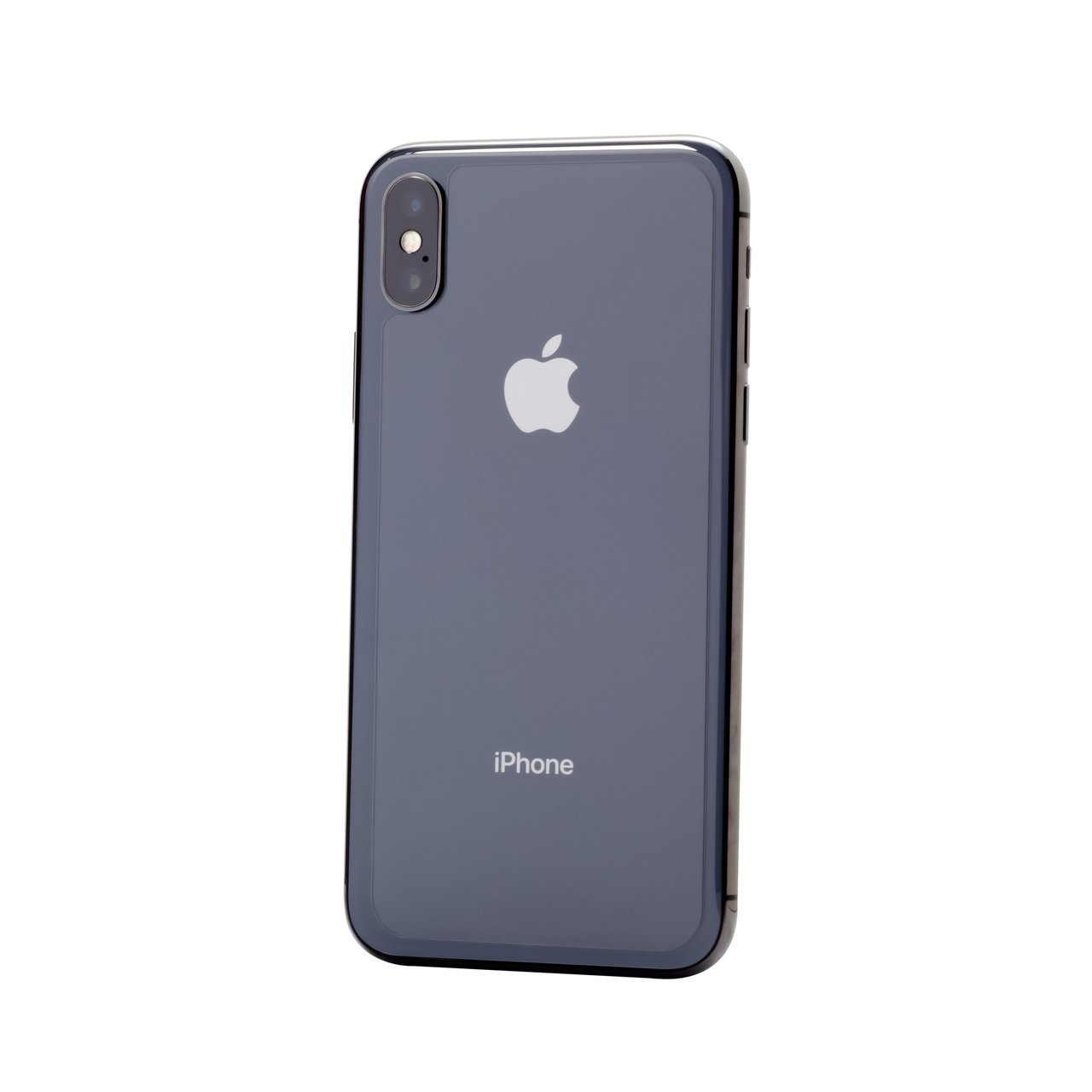 newest 55e9a 41254 RhinoShield Impact Back Screen Protector for iPhone X / iPhone XS - Back  only