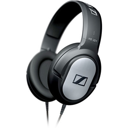 Sennheiser Dynamic HiFi Stereo Headphone Lightweight Over Ear Headphones - HD 201