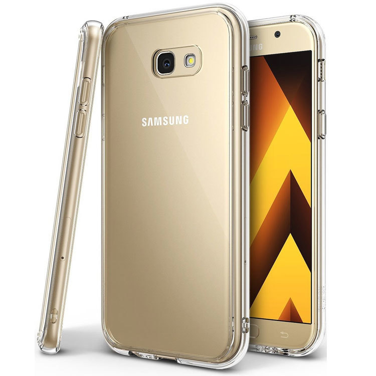 Samsung Galaxy A7 2017 Ringke Hybrid Drop Protection Fusion Case