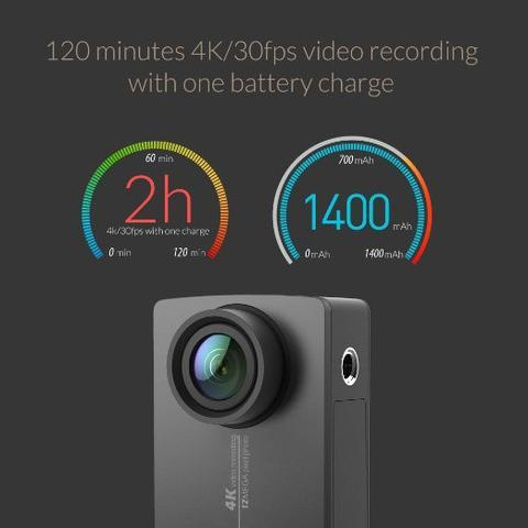 Yi 4K / 4K Plus Action Camera Replacement Battery