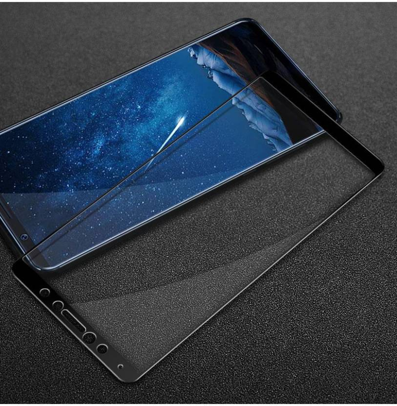 Mocolo Vivo V7 Plus Edge to Edge Tempered Glass - Black