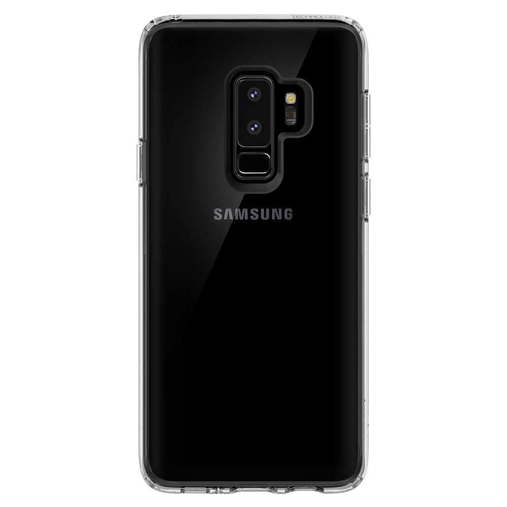 competitive price d67eb d2945 Spigen Original Ultra Hybrid Case for Samsung Galaxy S9 Plus Crystal Clear  In Pakistan