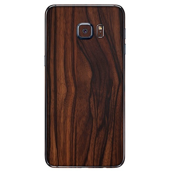 Wood Skin for Samsung S6 Edge+