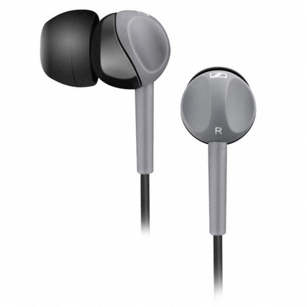 Sennheiser Street II In-Ear Earphones - Black  CX 180