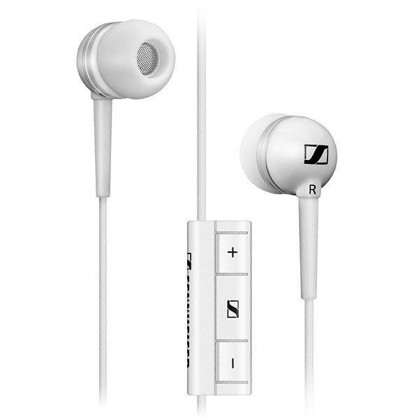 Sennheiser Noise Isolating Earbuds Stereo Headset Earphones - MM 30G