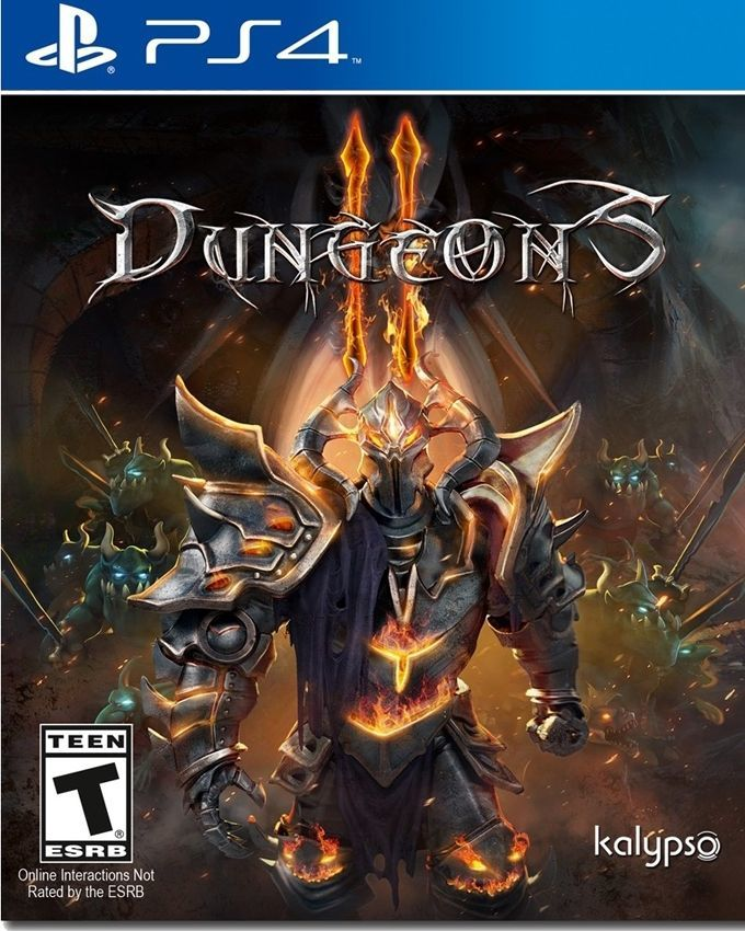Dungeons 2 For PlayStation 4 - Sony