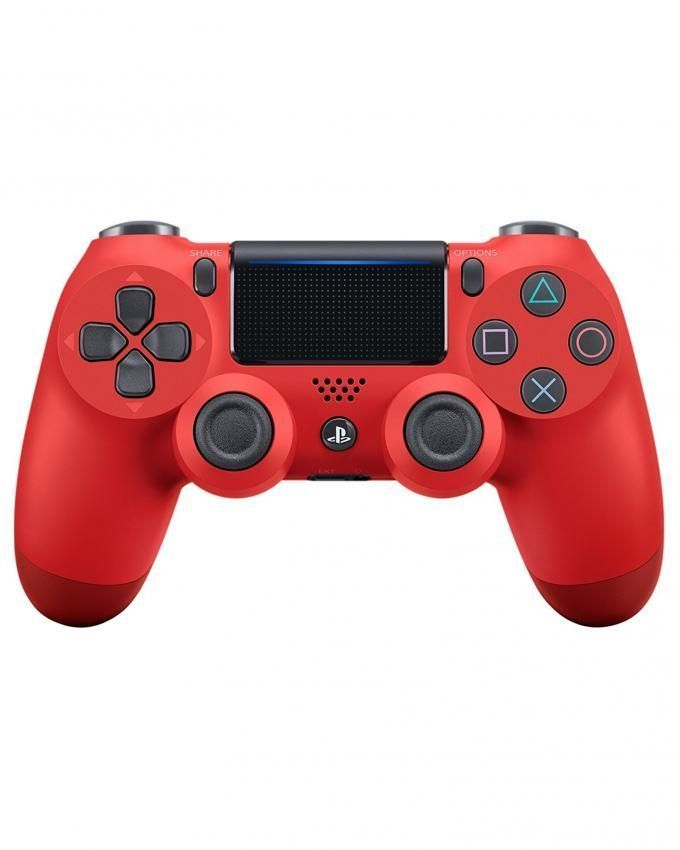 DualShock 4 Wireless Controller (Rev. 2016) - Magma Red For  Sony PlayStation 4