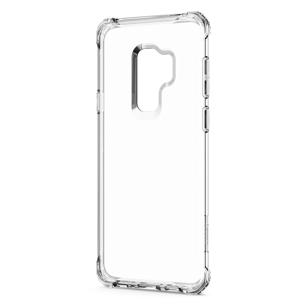 Spigen Original Rugged Crystal Soft Case For Samsung Galaxy S9 Plus Iphone Xs Simple Softcase Liquid Casing Clear
