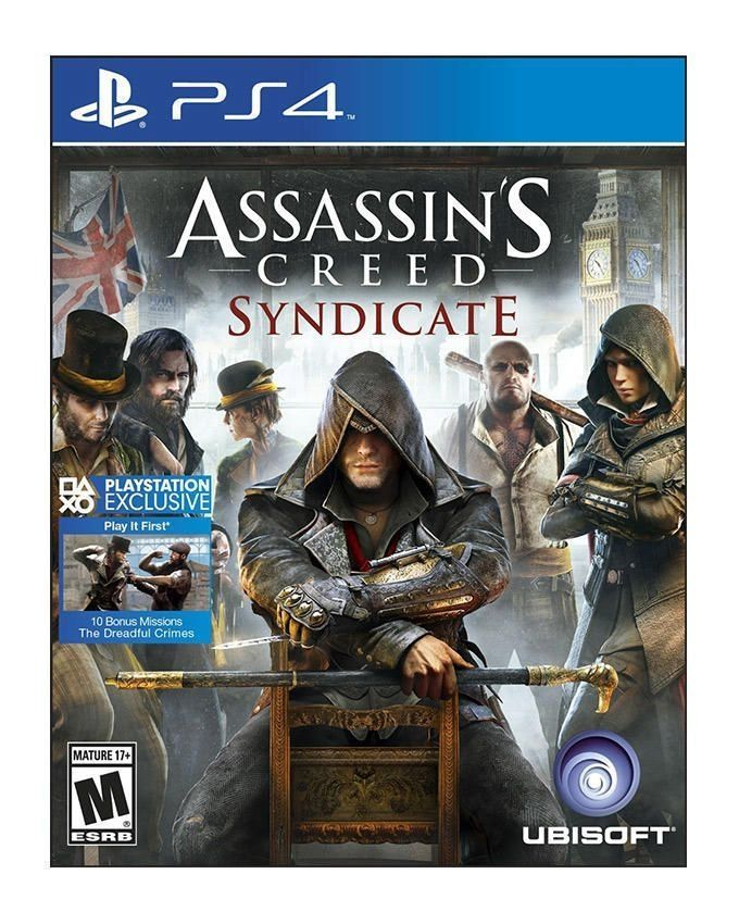 Assassin's Creed Syndicate For PlayStation 4 Ubisoft
