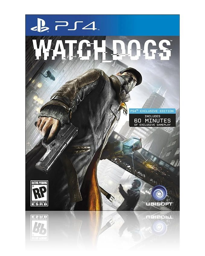Watch Dogs For PlayStation 4 - Ubisoft