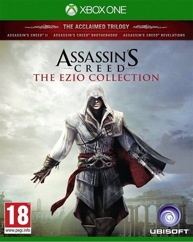 Assassins Creed The Ezio Collection For Xbox One - Ubisoft