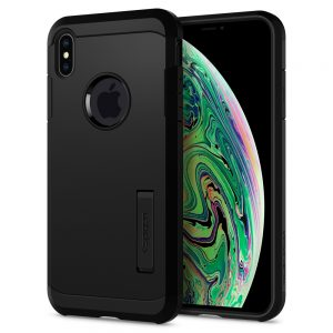 iphone xs max tough armor black