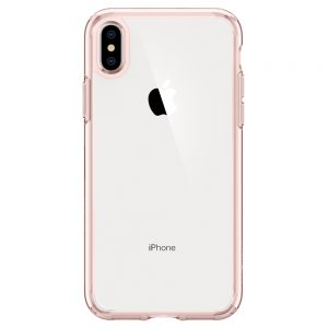 iphone xs max ultra hybrid rose crystal