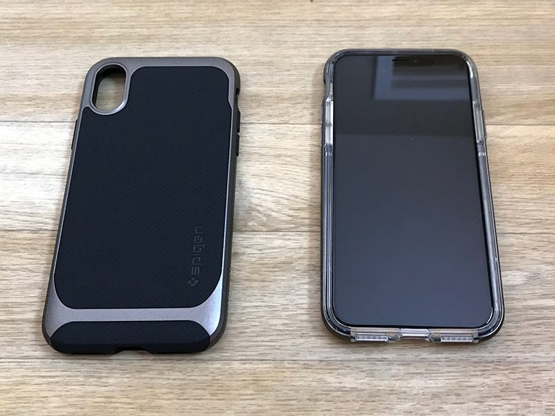 pretty nice d0119 db6e7 Neo Hybrid for iPhone X - iPhone XS by Spigen - allmytech.pk