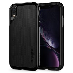 iphone xr neo hybrid jet black