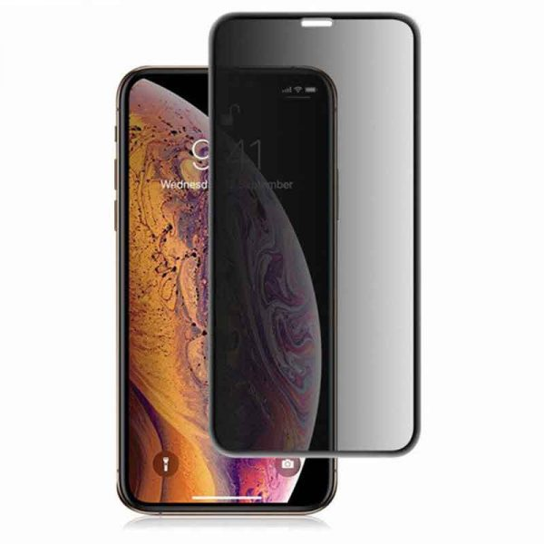 iphone xr privacy 3d tempered glass