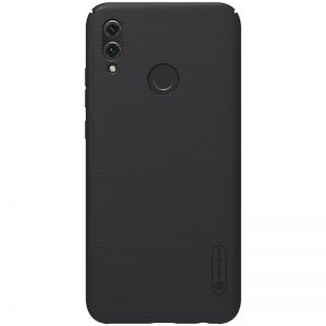 honor 10 lite back cover nillkin black