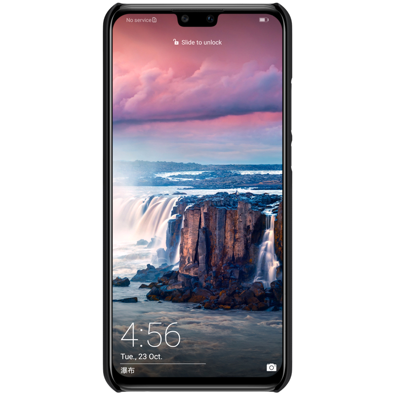 Huawei Y9 2019 Cover Frosted Shield Hard Back by Nillkin - allmytech pk