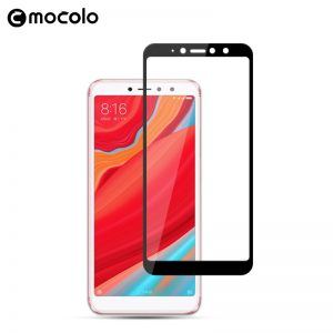 redmi s2 glass 3d tempered edge to edge full glue