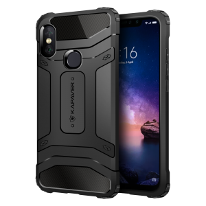redmi note 6 pro kapaver rugged case