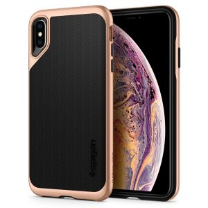 neo hybrid blush gold for iphone xs max