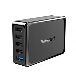 5 port charger