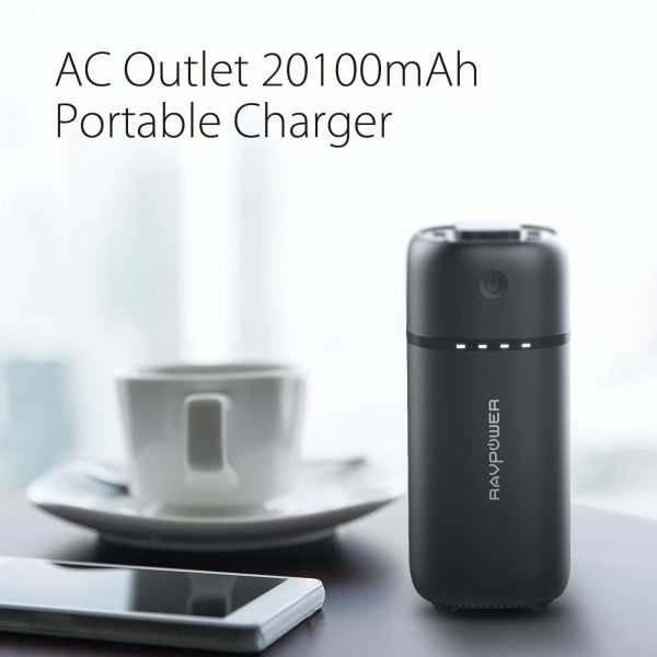 travel charger ac outlet portable powerbank