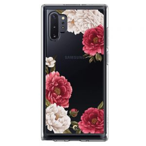 ciel by cyrull note 10 plus red floral ladies women's case
