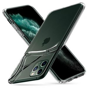 liquid crystal case by spigen crystal clear