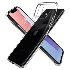 iphone 11 crystal flex spigen case transparent case