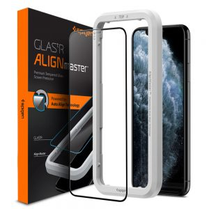 align master screen protector for iphone 11 spigen