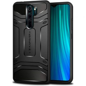 redmi note 8 pro rugged case kapaver