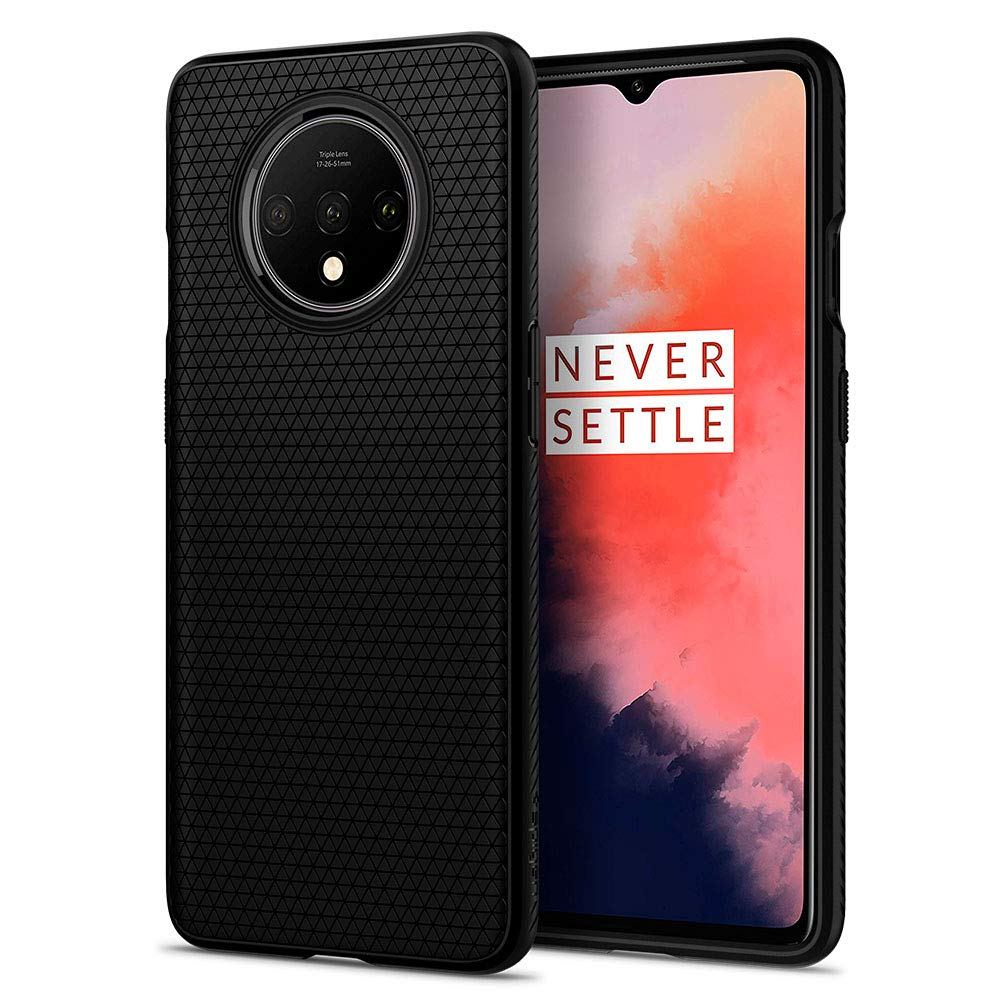 oneplus 7t liquid air case spigen