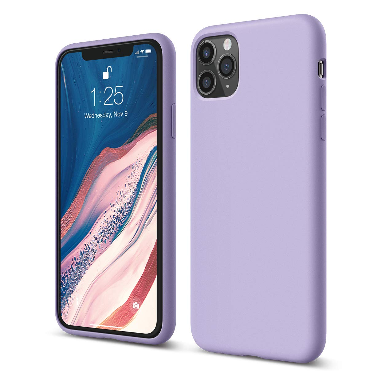 x fitted iphone 11 pro liquid silicon case
